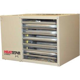 125000 Btu Heater - Heatstar Natural Gas Unit Heater HSU125NG, 125000 BTU, 120V with Propane Gas Conversion Kit