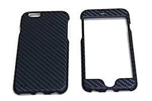 2 in 1 Top Grade Protective for Apple iphone 7&8 Sparkling pattern navy blue