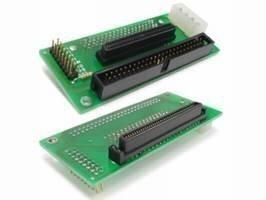 SCSI-Adapter f?r SCA-Festplatte an 50- oder 68-poligem Controller
