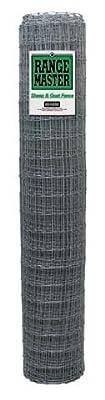 "Keystone Steel & Wire 70305 48 x 100""/4 x 4"" Goat Fencing"