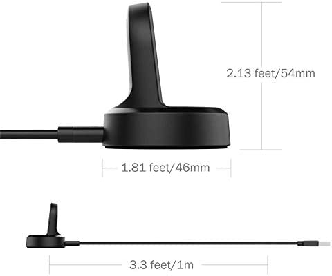 Aerries - Cargador inalámbrico para Samsung Gear S2 / S3 ...