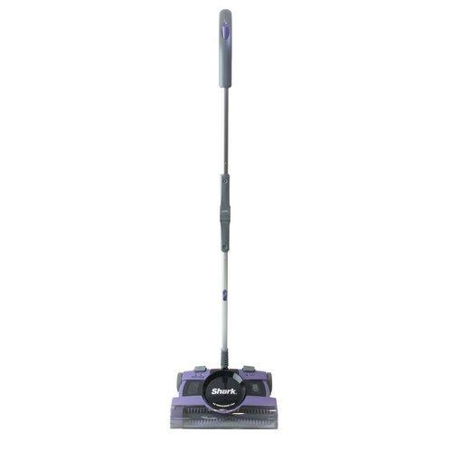 Shark 13in Inch Rechargeable (V2950) Lightweight Cordless Floor & Carpet Sweeper (Renewed) by SharkNinja (Image #2)