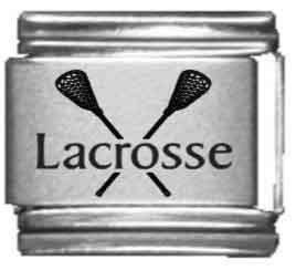 Lacrosse Laser Italian Charm