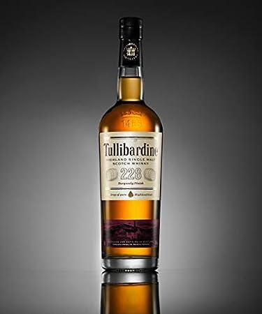 Tullibardine Burgundy Finish Whisky - 1 x 0.7 l