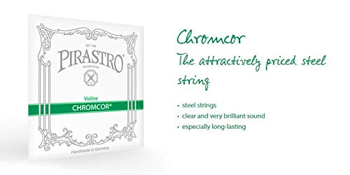 Pirastro/ Chromcor 319020/ Medium/ Juego completo-viol/ín 4//4