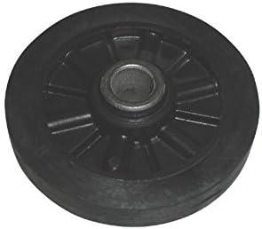 7//8 \22mm acc/él/érateur poign/ée Twist Grip Acc/él/érateur pour Moto Scooter Dirt Bike Qiilu poign/ées universelles Throttle Thrist Noir