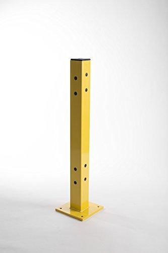 Yellow Guard Rail - 9