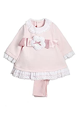 Chándal niña bebe rosa CARMEN _ chandal niña invierno, chandal ...