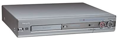 Philips DVDR72 Progressive-Scan DVD Player / Recorder by Philips