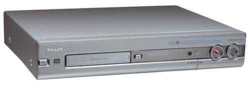 Philips DVDR72 Progressive-Scan DVD Player/Recorder