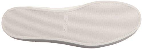 Calvin Klein Women's Janie Platform Black/White deals cheap price Cs66TC