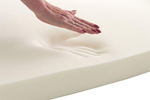 Snug 5cm / 2' inch King 5ft Size 150x200cm Memory Foam Mattress Topper