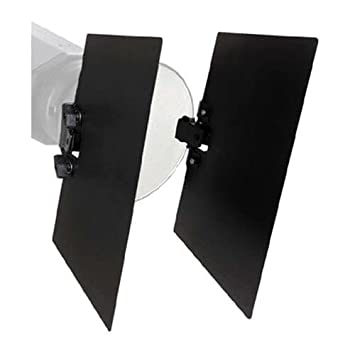 Bowens Bw 1869 Pair Of Clip On Barndoors And Fits A Amazon