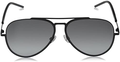 Black//Grey Sf Marc Jacobs Unisex Adults/' 38//S VK 65Z 56 Sunglasses Black