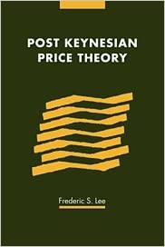 Download gratuito di libri online pdf Post Keynesian Price Theory (Modern Cambridge Economics Series) in italiano PDF 0521328705 by Frederic S. Lee