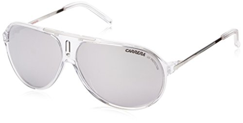 Carrera Hots Aviator Sunglasses,Crystal,64 - Ski Carrera