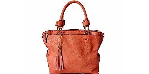 InStyle Bags - Bolso de asas de Material Sintético para mujer talla única Rosa