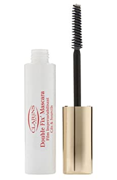 Clarins 7ml 0.2oz Double Fix Mascara Waterproofing Seal Lashes Eyebrows