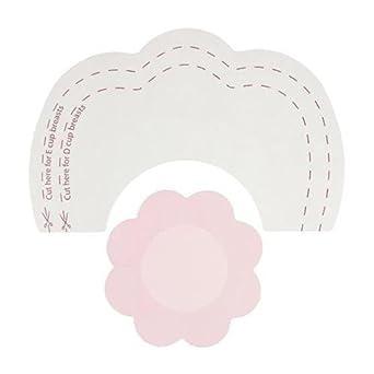 f8fd9b7052b5f bye bra Adhesive Breast Lift   Silk Nipple Covers