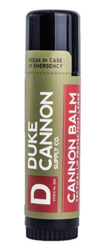 Duke Cannon Balm Tactical Lip Protectant.56oz