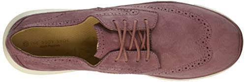 Puppies Nubuck Hush Tricia Oxford Zula Women's Mauve UwYdZqOx
