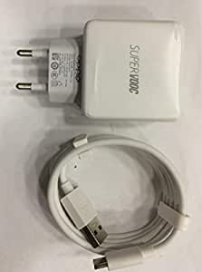 For oppo charger super vooc with cable c