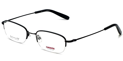 Carrera Designer Eyeglasses CA7417-0003 in Black 51mm DEMO - Reading Glasses Carrera