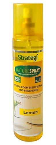 STRATEGI Herbal Lemon Room Freshener, 250 ml