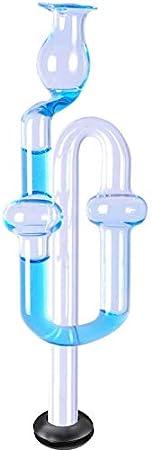 OVBBESS Paquete de 50 Arandelas de Bloqueo de Aire, Anillo de Cubierta de Fermentador para Tarros de MasóN, Pajitas, Vino, 1,59 Cm de DiáMetro Exterior y 0,95 Cm de DiáMetro Interno