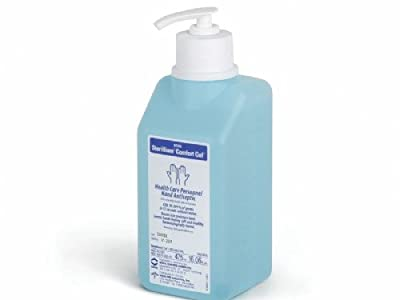 Gel desinfectante para las manos 475 ml.