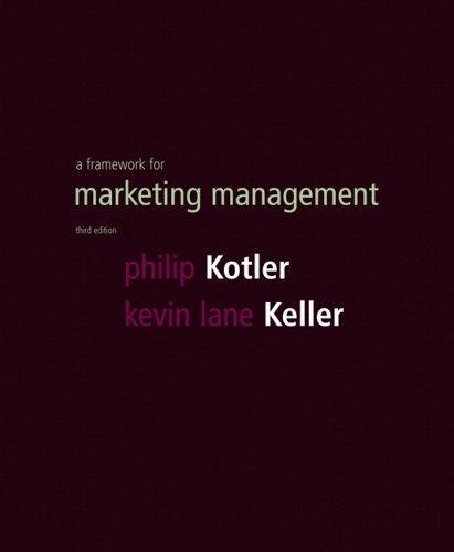 Download By Philip Kotler Framework for Marketing Management (3rd Edition) pdf epub