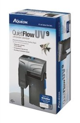 Aqueon QuietFlow UV 9 Ultrapurple Sterilizer