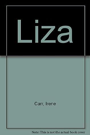 book cover of Liza
