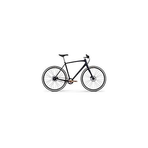 センチュリオン(CENTURION) クロスバイク シティスピード11 CITY SPEED 11 マットブラック 53cm   B07P69L1BZ