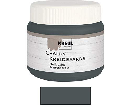 Chalk Paint Chalky Paint 150ml Volcanic Grey, C KREUL, CK -