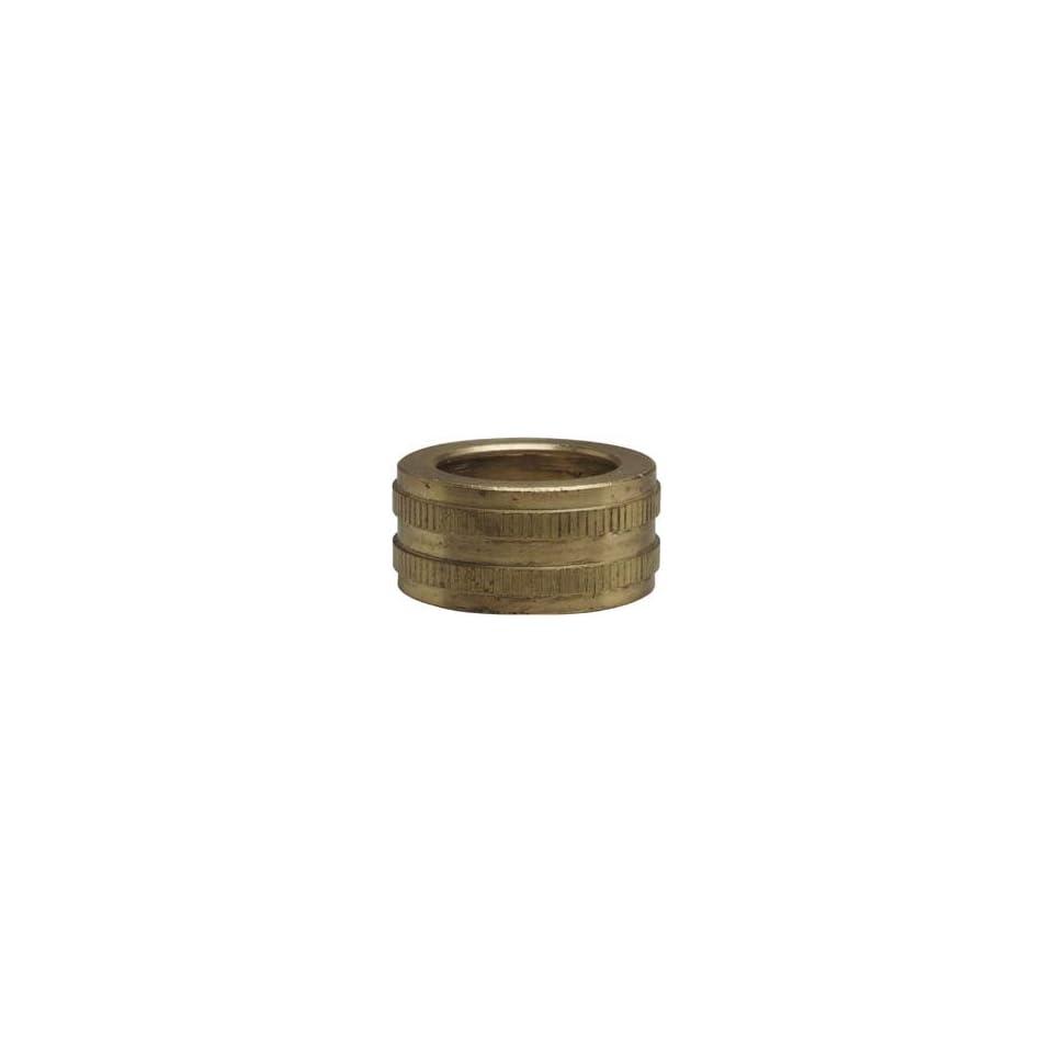 Anderson Fittings 3/4 X 1 3/16 Rnd Brass Garden Hose Nut