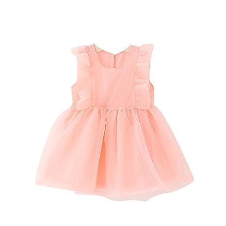 6a81b8eb7db56  子供ドレス部屋  シフォンワンピース ピンク ベビーワンピース プリンセス 結婚式 誕生日 キッズ