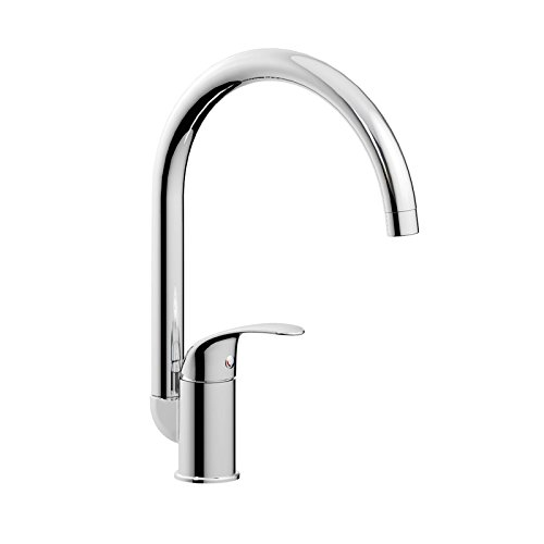 Moned Kitchen Sink Faucet, Hot And Cold Bathroom, Kitchen Faucet, Healthy Kitchen Faucetquality Assurance Of Modern Simple Luxury, Luxury And Ancient Classic Home Decoration