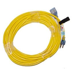 Zoom Cord - Zoom Supply ProTeam 101678 Extension Cord, Commercial-Grade Proteam Vacum Extension Cord -- 50' Yellow -- Avoid $$$ OSHA Fines & Employee WorkComp Lawsuits