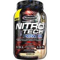 Muscle Tech ナイトロテックパワー 908g (NITRO TECH POWER ) [海外直送品] (トリプルチョコレートシュープリーム) [並行輸入品] B01I96NK12