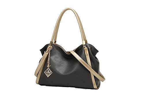 Handbags Pu Women's Handbags Decorated Fashion Gray Crossed Agoolar Casual 5waqTxtCC8