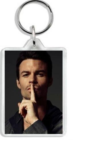 Daniel Gillies The Vampire Diaries llavero eposgear/etiqueta ...
