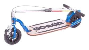 Go-Ped Know-Ped Kick Scooter (Blue)