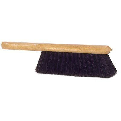 Weiler Bench and Counter Brush for Fine Brushing - 8'' Horsehair (8 Pack)
