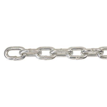 Proof Coil Chain/Domestic, 3/16in, Grade30