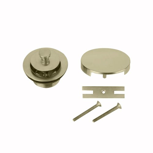 outlet Jaclo 541-BU Lift & Turn Drain Strainer with No Hole FP, Bronze Umber