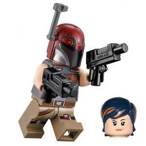 Sabine Star Wars - LEGO Star Wars Trooper Sabine Wren