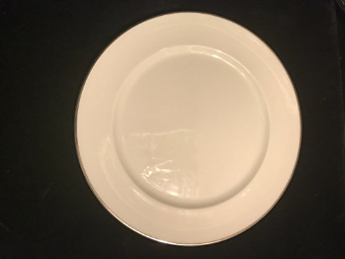 (Royal Doulton Oxford Platinum Charger)
