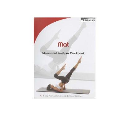 Movement Analysis Workbook Mat Work