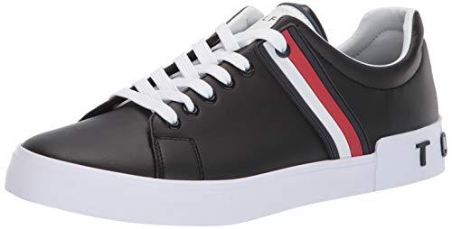 Tommy Hilfiger Men's Ramus Sneaker Black 10 Medium US